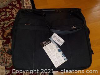Brand New Samsonite Ultra Valet Garment Bag with Wheels