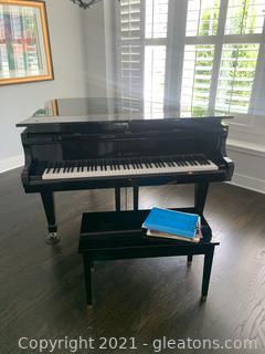 K. Kawai Baby Grand Piano