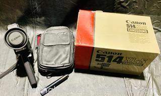 Canon 514 XL-5 Canosound Movie Camera