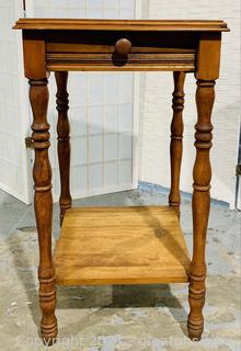 Timeless 2 Tier Telephone Table