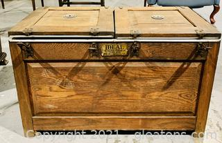 Rustic Ideal Toledo Cooker Patented 1914, No 18