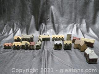 Tiny Wade England English Houses – Whimsey on Why Village