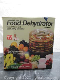 Ronco Five Tray Food Dehydrator