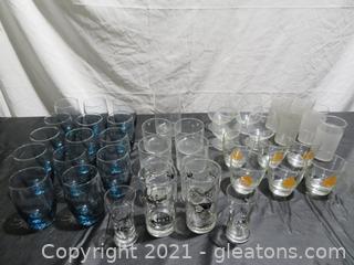 Fabulous Lot of Glasses