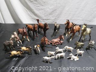 Lifetime Collection of Horses
