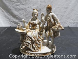 Vintage Hinode Victorian Couple (B)