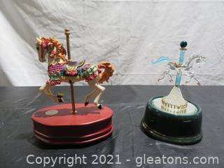 Beautiful Music Horses
