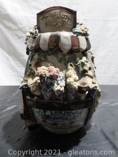 The Village Florist Vase