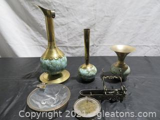 Brass Decor and More