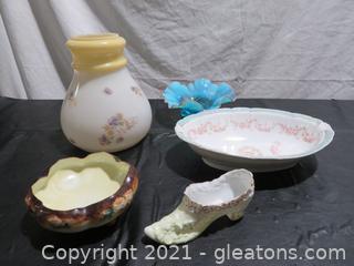 Victorian Era Glass Ware