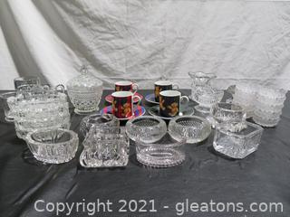 Sweet Glassware