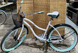 Huffy Summerland Cruiser Woman's Bike