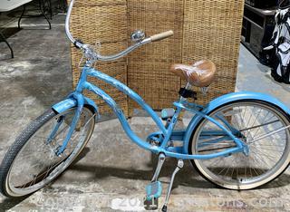 Trex Cruiser Wasabi Woman's Bike