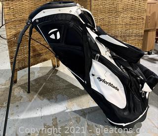 10 Club Taylor Made Golf Bag