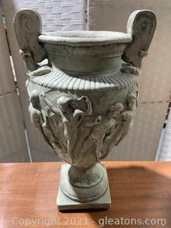 Grecian Style Urn II