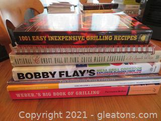 Grilling Cookbooks