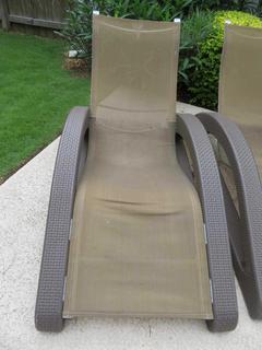 Tanning Ledge Chair A