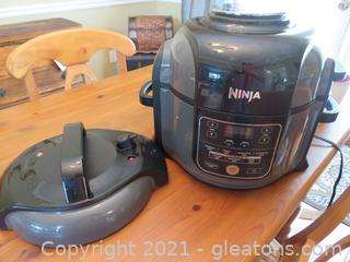 Amazing Ninja Foodi Pressure Cooker and Air Fryer