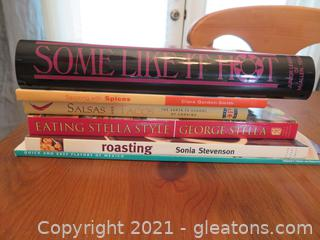 Some Like It Hot Cook Books