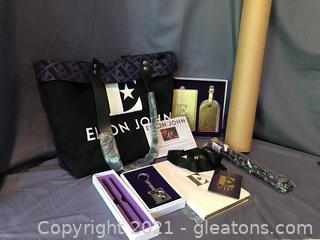 Elton John VIP Farewell Yellow Brick Road Concert Tour Concert Gift