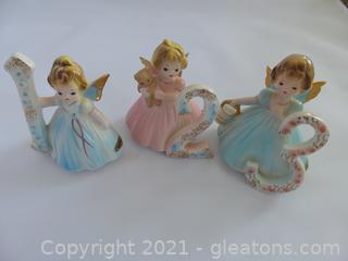 Three little Angels by JOSEF