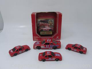 Bill Elliott Car #11 with Signed Box - 1993 Limited Premier Edition