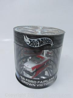 Hot Wheels Limited Edition '56 Ford Fairlane Crown Victoria