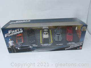 Fast 8 Mattel Furious Road Muscle Pack