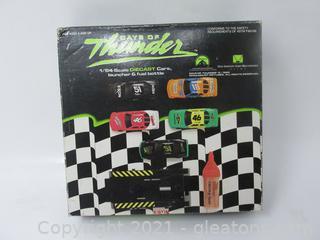 Days of Thunder Diecast Cars