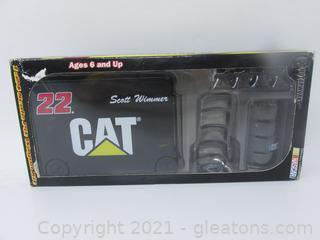 Cat #22 Scott Wimmer Pit Wagon Kit Motorworks