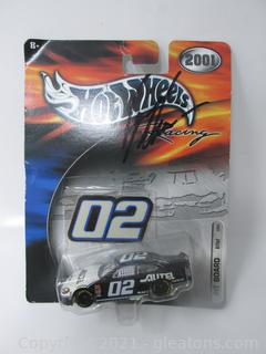 Hot Wheels 2001 #02 - Autographed by Ryan Newman