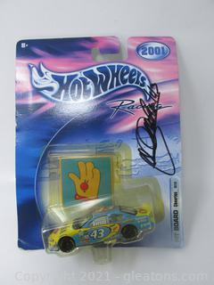 Hotwheels 2001 #43 - Autographed by John Andretti