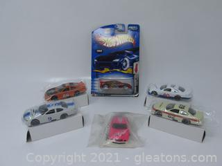 Hot Wheels #068 Dragon Wagons Toyota Celica, Days of Thunder, and 4 More Cars