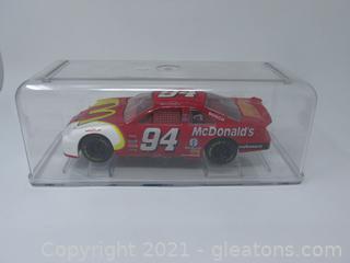 Bill Elliott McDonald's # 94 In CASE