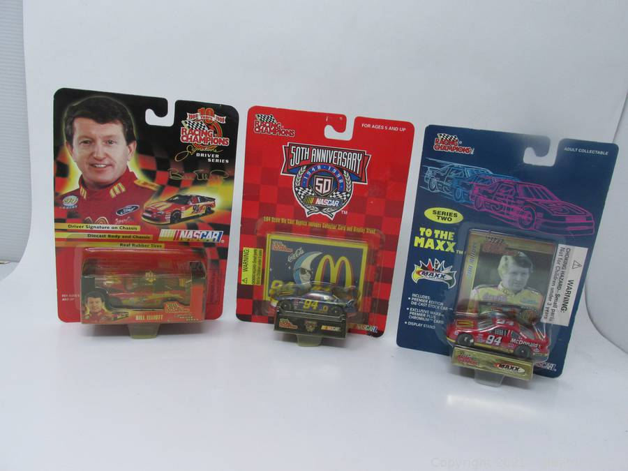 "Lifetime Nascar Collection of Raymond ""Fat"" Autrey Online Auction  PART I"