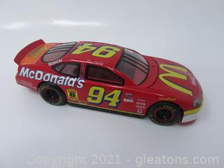 Bill Elliott Limited Edition McDonald's