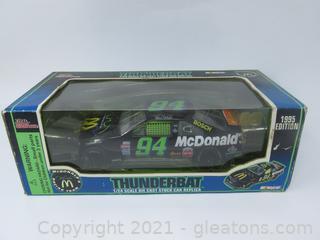 Bill Elliott Car #94 Thunder Bat 1995 Edition