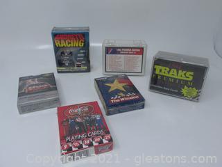 "Collectors Nascar Cards ""A"""