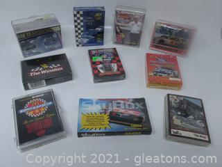 Nascar Collectable Cards (B)