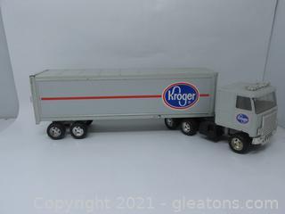 Large Kroger Truck