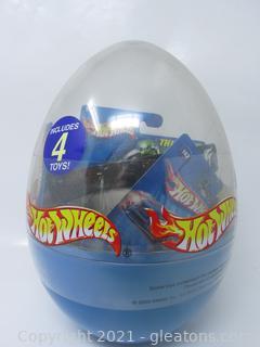 HotWheels Egg A