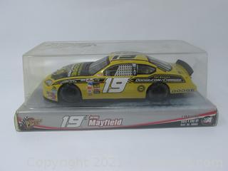 Jeremy Mayfield Dodge No.19