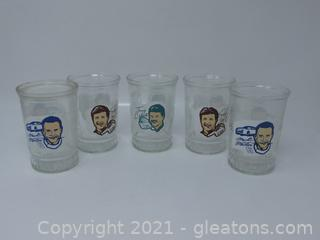 Nascar Juice Glasses
