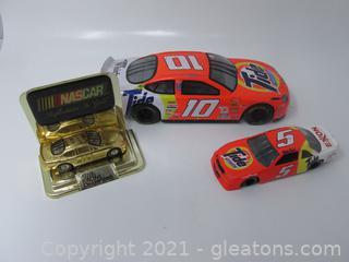 Ricky Rudd  3 Cars