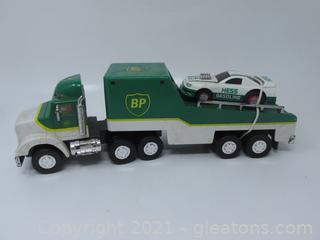 Hess Truck W/Race Car