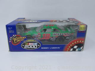 Bobby Labonte Winner Circle – 2000 Car Sealed in Box