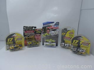 Matt Kenseth 5 Sealed Car Lot