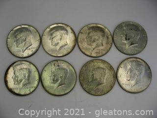 1967 Kennedy Half Dollar Lot