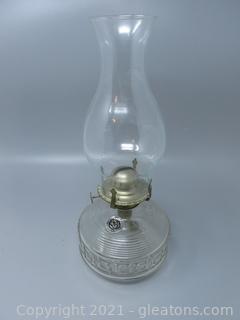 Good Looking Oil Lamp for Those Dark Nights
