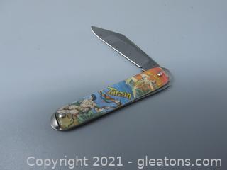 Novelty Knife Company - Tarzan Knife